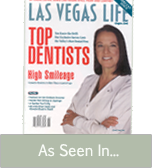 Dr. Simone featured in Las Vegas Life