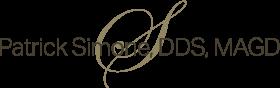 Logo for Patrick Simone DDS, MAGD